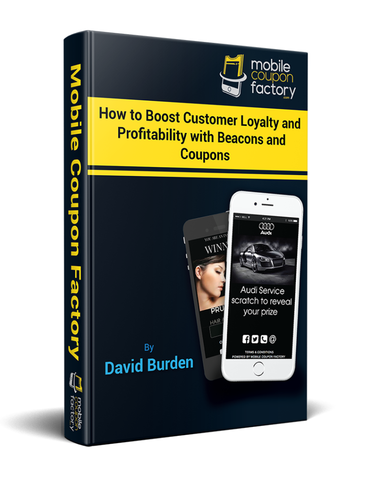 How to Boost Customer Loyalty & Profitability with Beacons and Coupons